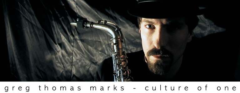 greg thomas marks - culture of one